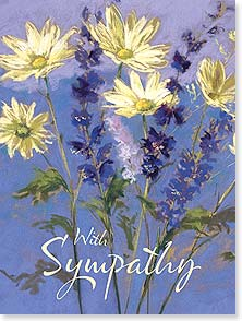 Sympathy Card - In your memories and in your heart... | Nel Whatmore | 10787 | Leanin' Tree