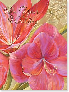 Wedding Card - With love forever after. | Nel Whatmore | 10788 | Leanin' Tree
