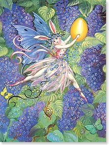 Easter Card - May your Easter sparkle with magical moments! | Pamela Silin-Palmer | 11709 | Leanin' Tree