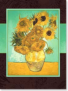 Birthday Card - What a ray of sunshine you are! | Vincent van Gogh | 11757 | Leanin' Tree