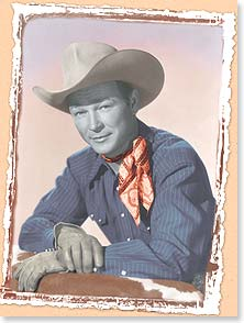 Father's Day Card - To the best of the good guys! | Roy Rogers | 11834 | Leanin' Tree