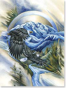 Birthday Card - Wings To Your Dreams, Joy To Your Heart | Jody Bergsma | 13177 | Leanin' Tree
