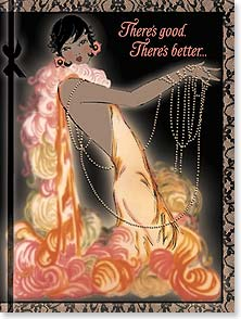 Birthday Card - You are too fabulous for words! | Kathleen Francour | 13306 | Leanin' Tree