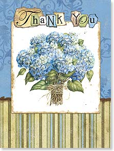 Thank You & Appreciation Card - Thank You So Very Much | Tim Coffey | 13320 | Leanin' Tree
