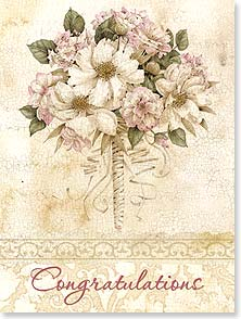 Wedding Card - Blooming With Love | Tim Coffey | 13321 | Leanin' Tree