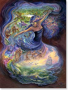 Birthday Card - May life bring you all the joy in can impart... | Josephine Wall | 13330 | Leanin' Tree