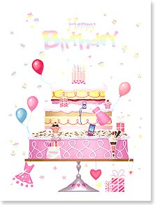 Birthday Card - Wishing you everything you love...and then some! | Daniel Rodgers | 13430 | Leanin' Tree