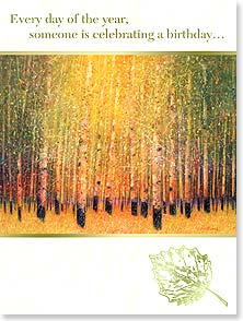 Birthday Card - Special Someone | Gary Max Collins | 13455 | Leanin' Tree