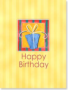 Birthday Card - The Gift of You | Robin Roderick | 13458 | Leanin' Tree