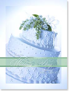 Wedding Card - A lifetime of love and happiness. | Masterfile Corporation | 13498 | Leanin' Tree