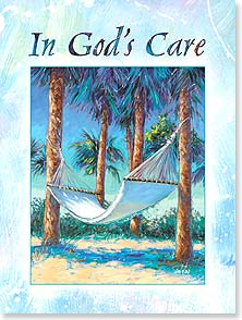 Get Well Card - Cool Hammock  | Sambataro | 13533 | Leanin' Tree