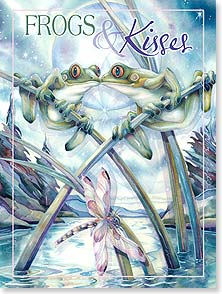 Birthday Card - I Toadally Love You! | Jody Bergsma | 13788 | Leanin' Tree
