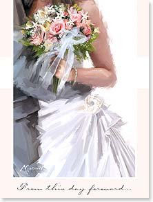 Wedding Card - From This Day Forward | Richard Macneil | 13874 | Leanin' Tree