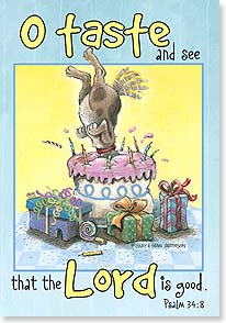 Birthday Card - Happy Me Day | Gary Patterson | 16451 | Leanin' Tree