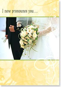 Wedding Card - A Match Made In Heaven | Getty Images | 16480 | Leanin' Tree