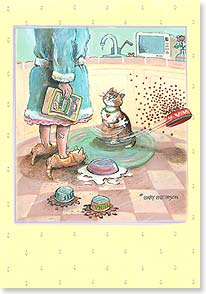 Birthday Card - Nothing But The Best! | Gary Patterson | 16638 | Leanin' Tree