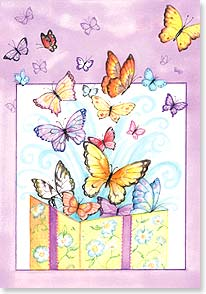 Birthday Card - Sweet Surprises | Tracy Flickinger | 16713 | Leanin' Tree