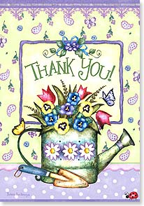 Thank You Card - Staff Pick - You Are Kindness | Barbara Ann Kenney | 16731 | Leanin' Tree