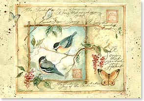 Anniversary Card - A Beautiful Life | Susan Winget | 16746 | Leanin' Tree