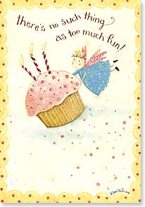 Birthday Card - Too Much Fun | Dan DiPaolo | 18735 | Leanin' Tree