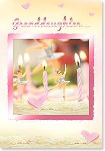Birthday Card - Hope your birthday is as sweet as you! | Getty Images | 18981 | Leanin' Tree