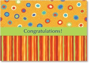 Congratulations Card - Well-Deserved Congratulations | Cranston Print Works | 1_2000284-P | Leanin' Tree