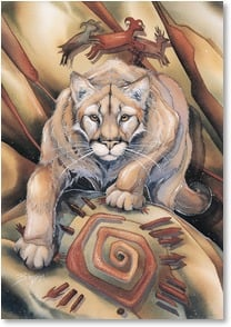 Life Transitions Card - As You Walk The New Path Ahead | Jody Bergsma | 1_2000309-P | Leanin' Tree