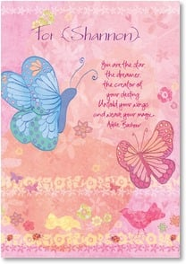 Graduation Card - A magical journey for you! | Intrinsic by Design® | 1_2001527-P | Leanin' Tree