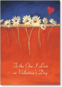 Valentine's Day Card - I count my blessings for having you. | Nel Whatmore | 1_2001602-P | Leanin' Tree