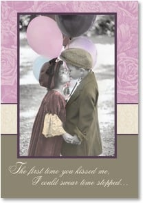 Love & Romance Card - Loving You! | Karen Dvorak | 1_2001637-P | Leanin' Tree