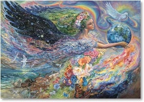 Birthday Card - Blessings to You | Josephine Wall | 1_2001711-P | Leanin' Tree