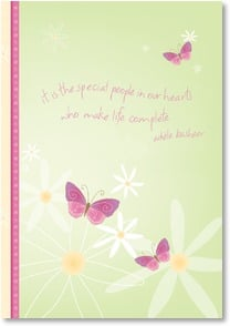Loving Thoughts Card - I Love Having You In My Life | Intrinsic by Design® | 1_2001814-P | Leanin' Tree