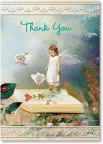 Thank You & Appreciation Card - Magic in Every Kind Thing You Do! | Charlotte Bird | 1_2001889-P | Leanin' Tree