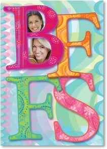 Friendship Card - Best Friends Forever who can't seem to stop LOL'ing! | LT Studio | 1_2001996-P | Leanin' Tree