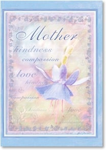 Mother's Day Card - I'll Always Love You; Ephesians 1:16-17 | Gail Marie® | 1_2002021-P | Leanin' Tree