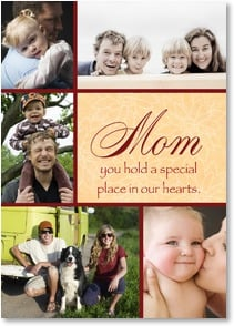 Mother's Day Card - With loving thanks; 1 Corinthians 13:13 | LT Studio | 1_2002505-P | Leanin' Tree
