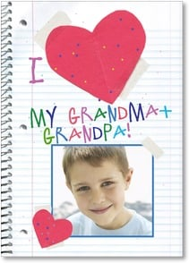 Grandparents Day Card - To the Very Best Grandparent's Ever!  XOXOX | Bee Sturgis | 1_2003719-P | Leanin' Tree