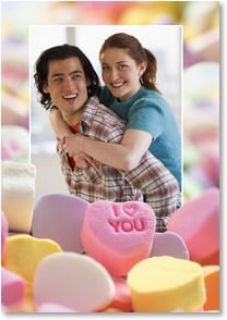 Valentine's Day Card - ...more than words can say | Fotosearch | 2000144-P | Leanin' Tree