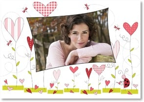 Valentine's Day Card - You deserve a day filled with love | Little Star Soup | 2000145-P | Leanin' Tree