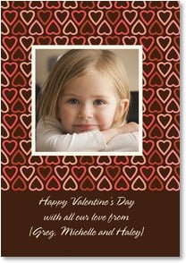 Valentine's Day Card - Thinking of You today and always | LT Studio | 2000146-P | Leanin' Tree