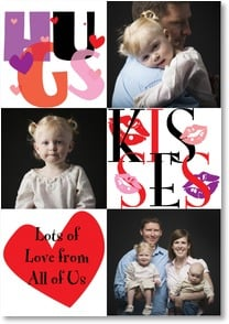 Valentine's Day Card - Lots of Love From All of Us  | LT Studio | 2000147-P | Leanin' Tree