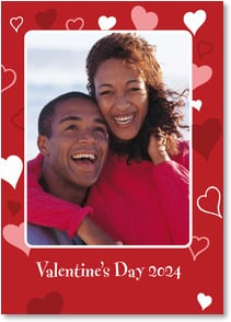 Valentine's Day Card - Celebrating Our Love! | LT Studio | 2000148-P | Leanin' Tree