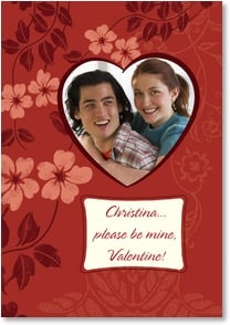 Valentine's Day Card - Just for forever and a day | LT Studio | 2000149-P | Leanin' Tree