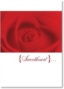 Valentine's Day Card {Name} - Nothing Less Than Forever Will Do | Fotosearch | 2000167-P | Leanin' Tree