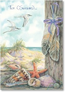 Get Well Card - Quiet Rest and Lots of Sunshine | Donna Race | 2000258-P | Leanin' Tree