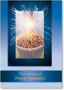 Birthday Card {Name} - Sparkling Birthday Wishes | Masterfile Corporation | 2000270-P | Leanin' Tree