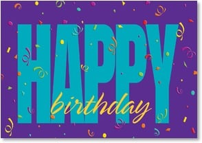 Birthday Card - Celebrating Your Special Day | LT Studio | 2000281-P | Leanin' Tree