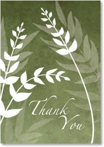 Thank You & Appreciation Card - A Simple Thanks | LT Studio | 2000282-P | Leanin' Tree