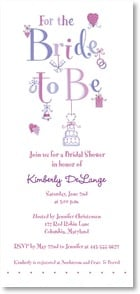 Engagement Invitation - A Shower for the Bride to Be | Tricia Harrison | 2000464-P | Leanin' Tree
