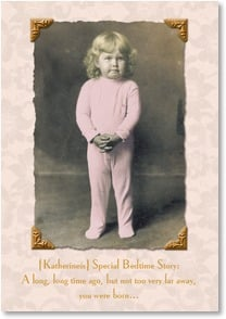 Birthday Card - ...and now your old! | Maggie Mae Sharp | 2000711-P | Leanin' Tree